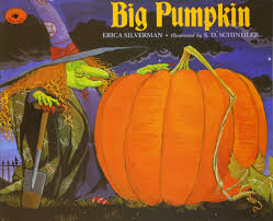 Childrens Halloween Books From The 90s by Big Pumpkin Erica Silverman S D Schindler 8601400268452
