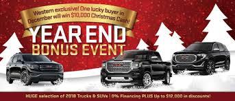 GMC Buick Dealer In Edmonton, AB | Western GMC Buick