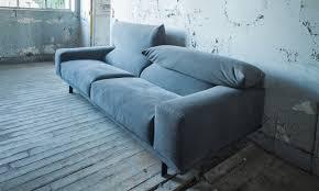 canapé tissus haut de gamme triss fabriquant de mobilier contemporain haut de gamme