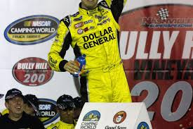100 Nationwide Truck Series Kyle Busch Leads 20000th Lap In NASCAR The Camping World