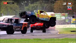Stadium Super Truck Rollovers - YouTube Sheldon Creed Launches To Victory In Stadium Super Trucks First Dirt Robby Gordon Wins Round 5 Of Super Tireball Nascar Sst At Toronto Race 1 2016 Gold Coast Youtube Simpleplanes Stadium Super Truck Build Pt1 4 May 2018 Truck Driver Gavin Harlien Usa Flickr Filestadium Gordonjpg Wikimedia Commons Rights Deal Signed For Australia Speedcafe Speed Energy Presented By Traxxas Return The Comes Los Angeles Photo Image Gallery Latrax 118th 4wd Rtr With 74 Price Returns From Injury For