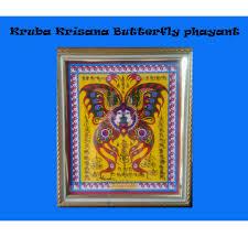 100 Krisana Thai Amulet Kruba Wat Weruwan Buttefly Phayant On Carousell