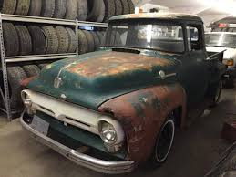 1956 Ford F100 For Sale #1796578 - Hemmings Motor News