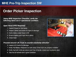 MHE Pre-Trip Inspection Standard Work - Ppt Download Dot Truck Inspection Forms Free How To Write A Powerful Resume Ford Diagram Data Wiring Diagrams Pre Trip Form Checklist Resume Examples Semi Wwwtopsimagescom Safety Custom Tractor Trailer Pre Trip Inspection Sheet Morenimpulsarco Cdl Engine Compartment Diy Enthusiasts And Post Maintenance Truck Driver Students Class B Stable Camera Similiar Keywords