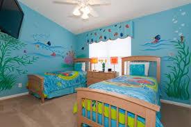 Disney Finding Nemo Bathroom Accessories by Nemos Reef 4 Piece Crib Bedding Set Disney Baby Nemo Bathroom