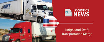 100 Knight Trucking Company And Swift Transportation Merge Twig Logistics Network