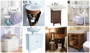 Home Depot Pedestal Sink Cabinet by The Elegant And Also Attractive Bathroom Pedestal Sink Storage