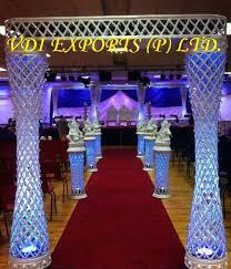 CRYSTAL WEDDING ENTERANCE KITE GATE 3