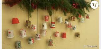 que faire avec des pots de yaourt en verre 2013 fabriquer un calendrier de l avent avec des pots de yaourt