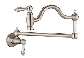 Who Makes Mirabelle Bathtubs by Belle Foret Bfn18001orb Wall Mount Pot Filler Oil Rubbed Bronze