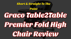 Graco Table2Table Premier Fold 7 In 1 Convertible High Chair | Converts To  Dining Booster Seat Kids Deals Graco Duodiner 3in1 Convertible High Chair Amazoncom Yutf Childrens Ding Table Blossom 6in1 Seating System Nyssa 179923 10 Best Baby Chairs Of 20 Moms Choice Aw2k 6 In 1 Sapphire Buy On Carousell Highchair Milan 2in1 Convertible Highchair 2table Premier Fold 7in1 Tatum