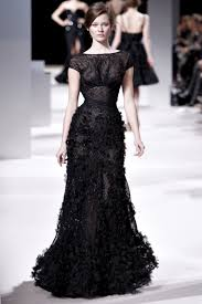 Elie Saab haute couture spring summer 2011 collection fashion