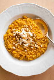 Pumpkin Risotto Recipe Vegan by Scandi Home Roasted Pumpkin And Pearl Barley Risotto