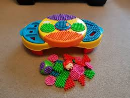 100 Playskool Plastic Table And Chairs Clipo Creativity Table In Farnborough Hampshire Gumtree