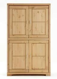 massivholz highboard kiefer massiv gelaugt geölt wohnzimmer