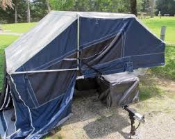 Bunkhouse Queen Camping Trailer
