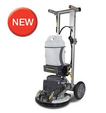 Karcher Floor Scrubber Attachment by 43 Duo C With Floor Scrubber With Orbital Technology