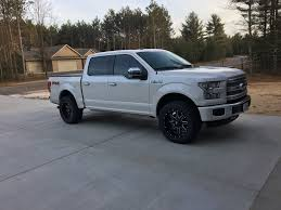 2017 F150 Biggest Tire Size? - Ford F150 Forum