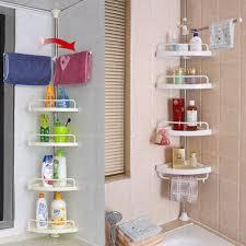 Bath Caddy With Reading Rack Uk by Corner Shower Caddy Shelf Organizer Bath Storage Bathroom Toiletry