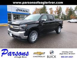 100 Select Truck New 2019 Chevrolet Silverado 1500 From Your Eagle River WI