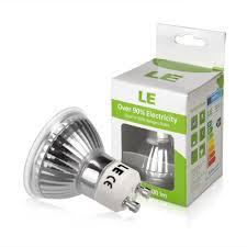le led gu10 50w le 3 5w mr16 gu10 led bulb 50w halogen bulbs equivalent 6000k