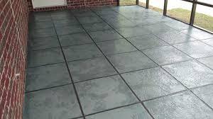 concrete resurfacing tile design