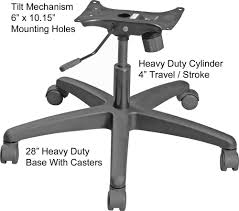 Ebay Computer Desk Chairs by Charming Office Chair Base Replacement Parts 69 In Comfortable