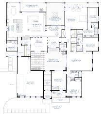 104 Contemporary Modern Floor Plans House And Design House With Courtyard