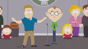 South Park History Trey Parker Matt Stone On Censors Tom Cruise And Scientologys Role In Isaac Hayes Quitting