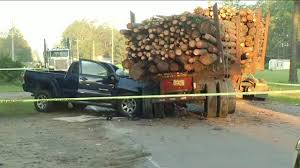 100 Logging Truck Accident FHP 2 Killed In Log Truck Crash Near Bryceville YouTube
