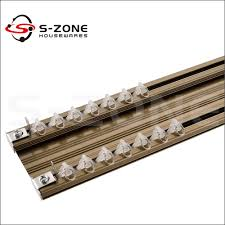 Ceiling Mount Curtain Track Bendable by Best Sales Flexible Metal Ceiling Mounted Double Curtain Rail