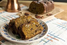 Nordic Ware Pumpkin Loaf Pan Recipe by Pumpkin Cranberry Pecan Bread Sweet Si Bon