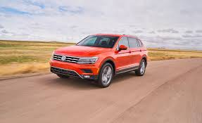 2018 Volkswagen Tiguan First Drive | Review | Car And Driver