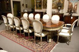 Dining Room Table Seats 12 Large Square