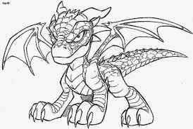 Spirit Animal Coloring Book Animals Pages Baby Dragon
