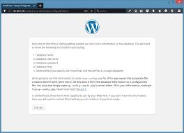 Install Lamp Ubuntu 1404 by How To Install Wordpress 4 5 On Ubuntu 16 04 Lamp