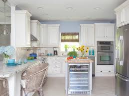 A Cooks Kitchen With Coastal Design