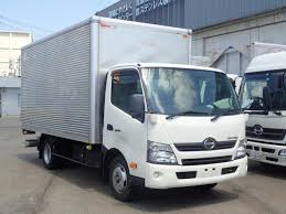 TRUCK-BANK.com - Japanese Used 21 Truck - HINO DUTRO TKG-XZU710M For ...