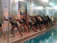Bed Stuy Ymca by Olympic Gold Medalist Cullen Jones Freestyles A Few Lessons At The