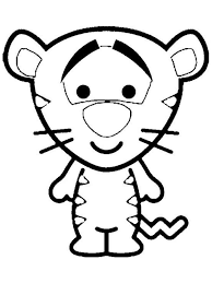 Cute Disney Coloring Pages 5