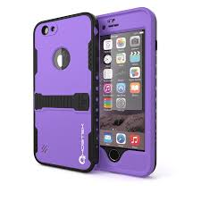 Ghostek Atomic Purple Apple iPhone 6 Plus Waterproof Case