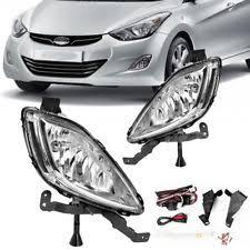 Driving Lights For Trucks by Car U0026 Truck Fog U0026 Driving Lights For Hyundai Elantra Bulbs