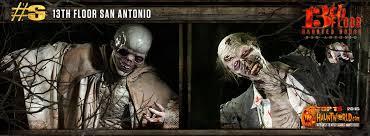 13th Floor San Antonio Tx by America U0027s Top 15 Scariest Haunted Houses Best Haunted Houses