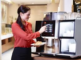 Automatic Coffee Machine For Office 2