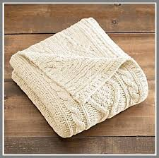 Cable Knit Throw Pottery Barn by Knitted Throw Rug Roselawnlutheran