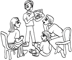 Images For Evening Clipart