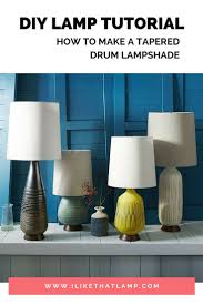 Washer And Spider Fitter Lamp Shade by 629 Best Drum Lamp Shades Images On Pinterest Lamp Shades