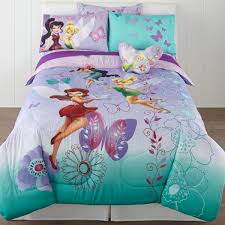 Tinkerbell Toddler Bedding by Disney Fairies Bedding And Bedroom Accessories Bedding Queen