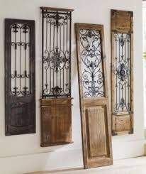 Wrought Iron And Wood King Headboard by Wood And Wrought Iron Headboards Foter
