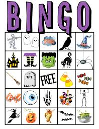 Scary Halloween Scavenger Hunt Riddles by Halloween Bingo